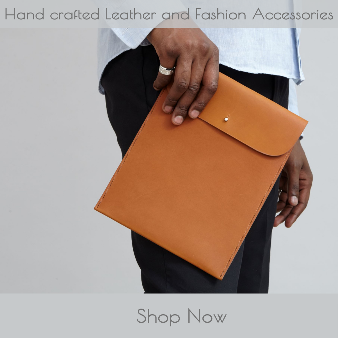 Handcrafted Leather and Fashion Accessories